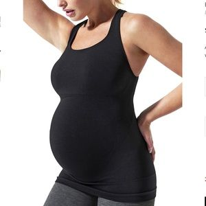 New BLANQI Sport Maternity Support Crossback Tank